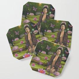 Lily Dream Coaster