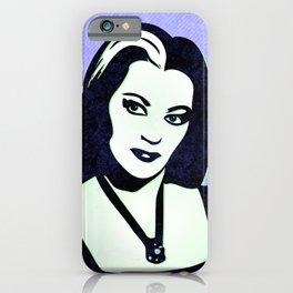 Lily | Pop Art iPhone Case