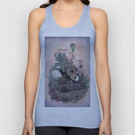 Land of the Sleeping Giant Unisex Tank Top