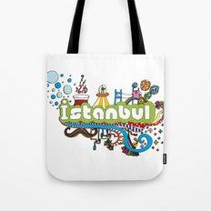 Hilarioustanbul (: Tote Bag