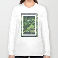 palm trees Long Sleeve T-shirts featuring Palm Trees by Cody Rayn