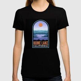 Hume Lake Retro Landscape T-shirt