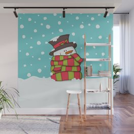 Warmest Wishes Wall Mural