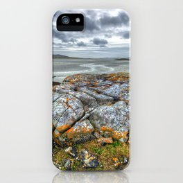 Seilebost, Isle of Harris iPhone Case