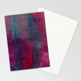 Abstract No. 454 Stationery Cards