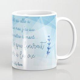 UGLY LOVE . COLLEEN HOOVER Coffee Mug