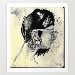 09 Art Print