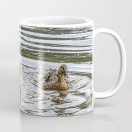 Meet the Quackers Coffee Mug
