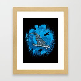 Abyss 2099 Framed Art Print