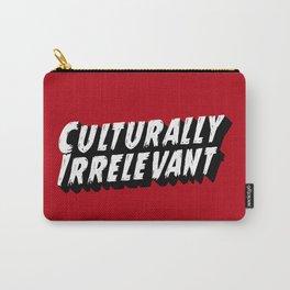 Culturally Irrelevant Fan Gear Carry-All Pouch