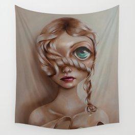 Miss Vanilla Wall Tapestry