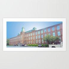international entrepreneurship center Art Print