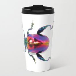 Lovely Lady Frog-legs Travel Mug