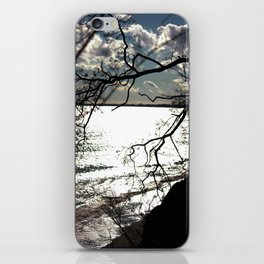 Vile Branches iPhone Skin