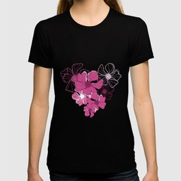 Pink Poppy Bash T-shirt