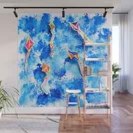 FREE SPiRiT KiTES   Fashion Kids Wall Mural
