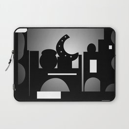 Night Time Bazaar Laptop Sleeve