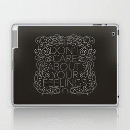 Your Feelings Laptop & iPad Skin