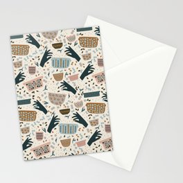 Mother's Hands Stationery Cards