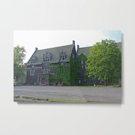 Old West End Mary Manse College Auditorium aka Lois Nelson Theater II Metal Print