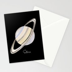 Saturn #2 Stationery Cards