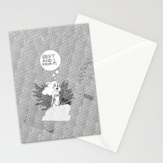 SEXY & I KNOW IT. Ariel The Little Mermaid Stationery Cards