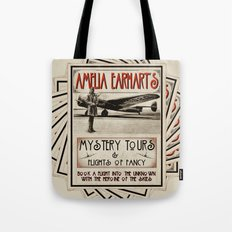 Mystery Tours & Flights of Fancy Tote Bag
