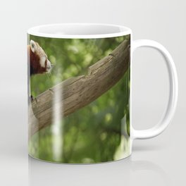 Happy Red Panda. Coffee Mug