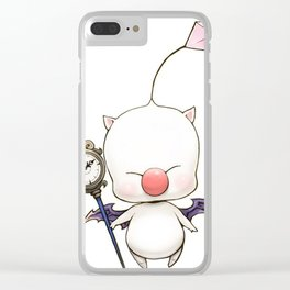 Final Fantasy Clear iPhone Case