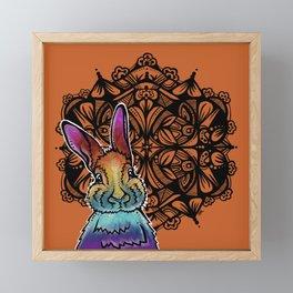 Rabbit-Catalyst Ranch Framed Mini Art Print