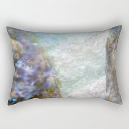Aqua 3 Rectangular Pillow
