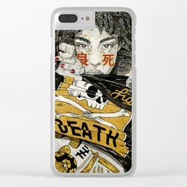 Good Death Clear iPhone Case