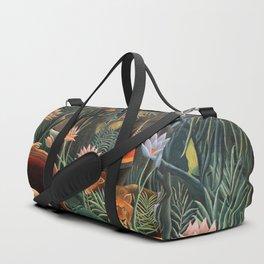 Henri Rousseau - The Dream Duffle Bag