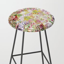 The Circle of Life Bar Stool