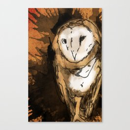Hooters Canvas Print