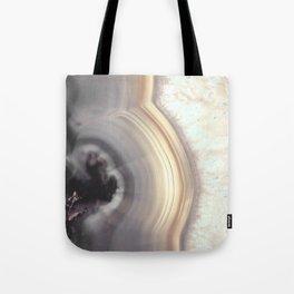 Taupe Agate Tote Bag