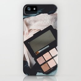 Getting Ready iPhone Case