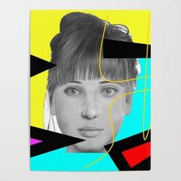 Woman N89 Poster