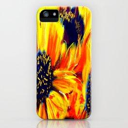 Girasol Nine iPhone Case
