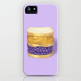 PB & Jelly Beans iPhone Case
