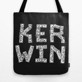 #KerwinMoney Tote Bag