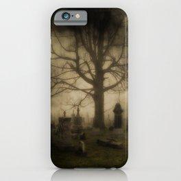 Unsettling Fog iPhone Case