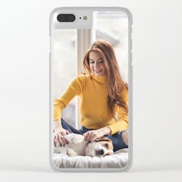 Animaux de compagnie Clear iPhone Case