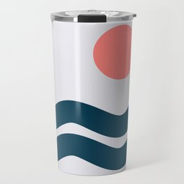Nautical 06 No.1 Travel Mug