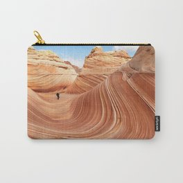 The wave, Arizona, USA. Carry-All Pouch