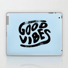 Good Vibes Typography Laptop & iPad Skin
