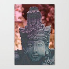 Balinese Goddess Dewi Sri Canvas Print