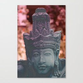 Balinese Goddess Dewi Sri Canvas Print