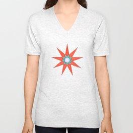 GRANDMOTHER STAR  Unisex V-Neck
