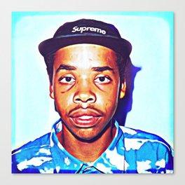 Earl Sweatshirt Canvas Print